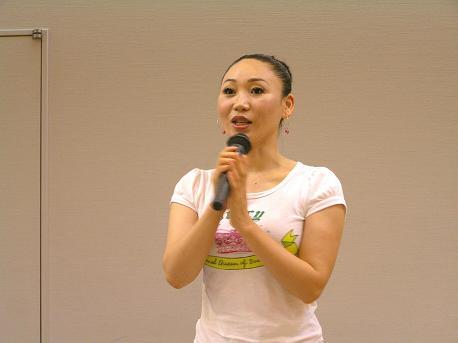 モンゴルの歌姫
