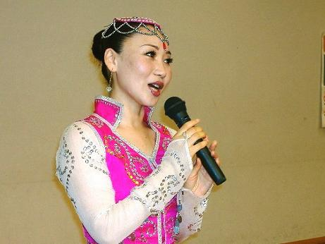 モンゴルの歌姫1