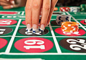 roulette-placing-bet