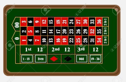 22066658-roulette-board