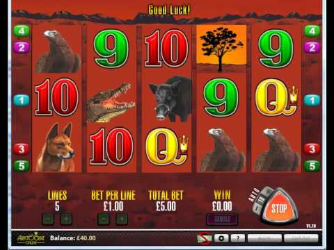 Big Red Slots Games1