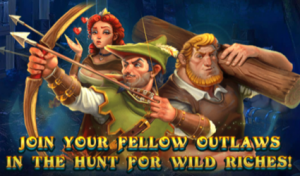 New-Online-slot-Game-Robin-Hood-Wild-Forest-Of-Red-Tiger-Gaming1