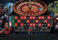 Marvel-Roulette