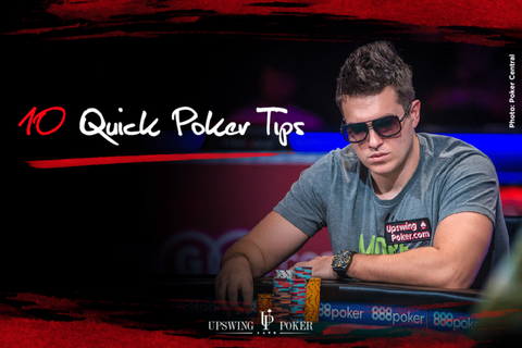 Poker Methods Help You Become A Pro Gamer