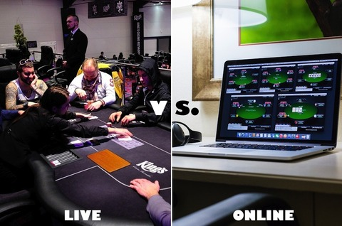 The 5 Differences Between Live Poker And Online Poker3