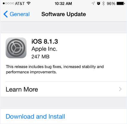 iOS813