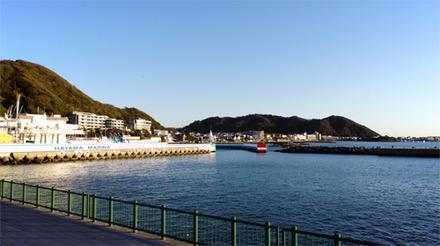 hayama-marina