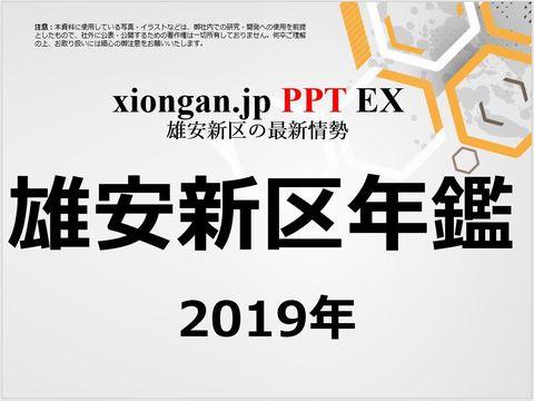 雄安新区年鑑2019年