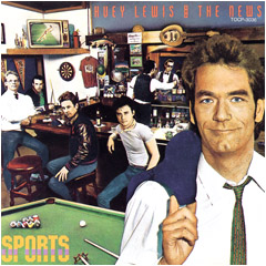 HUEY LEWIS AND THE NEWS / SPORTS