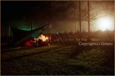 池田町立まきばの家キャンプ場