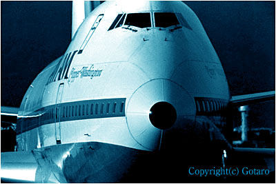 BOEING 747-SP [PAN AMERICAN WORLD AIRWAYS]