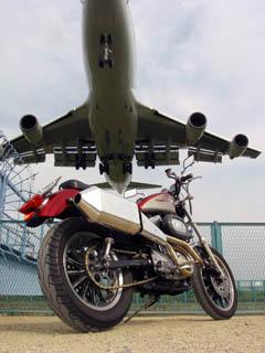 B-747 vs XL1200