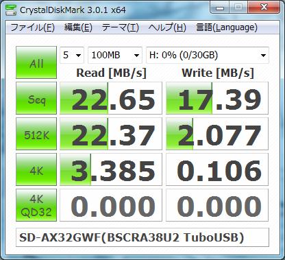 SD-AX32GWF