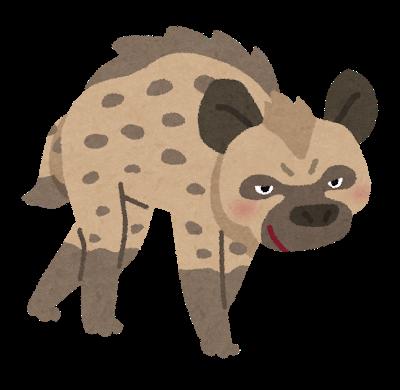 animal_hyena