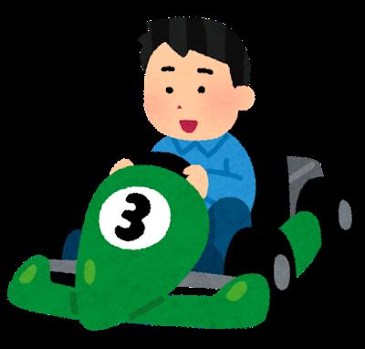car_go_kart_man