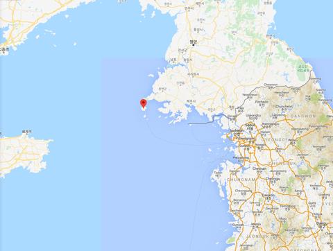 白ニョン島