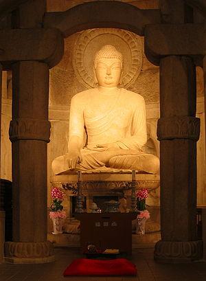 300px-Seokguram_Buddha