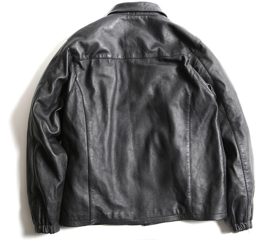 BWG LEATHER JKT 1