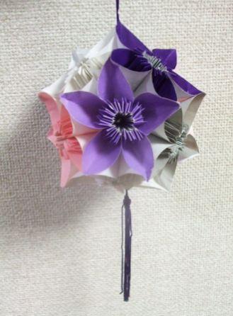 簡単 折り紙:折り紙 飾り 折り方-matome.naver.jp