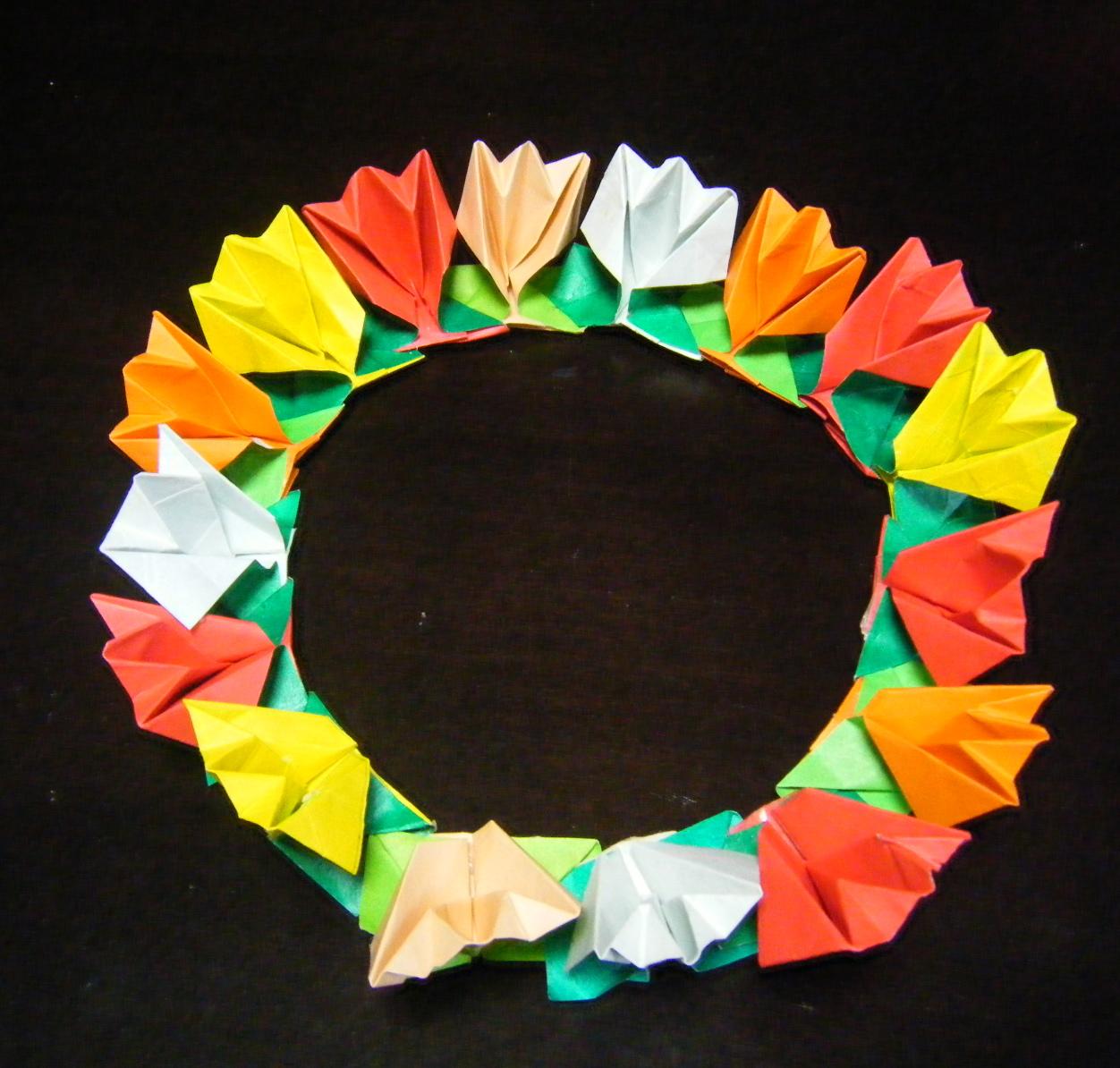 すべての折り紙 花束 折り紙 折り方 : ... 折り紙 折鶴 キリンの折り方