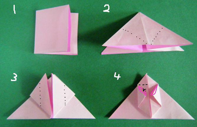 ハート 折り紙 折り紙 風船の折り方 : blog.livedoor.jp