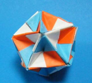 ハート 折り紙 折り紙 ユニット 簡単 : divulgando.net