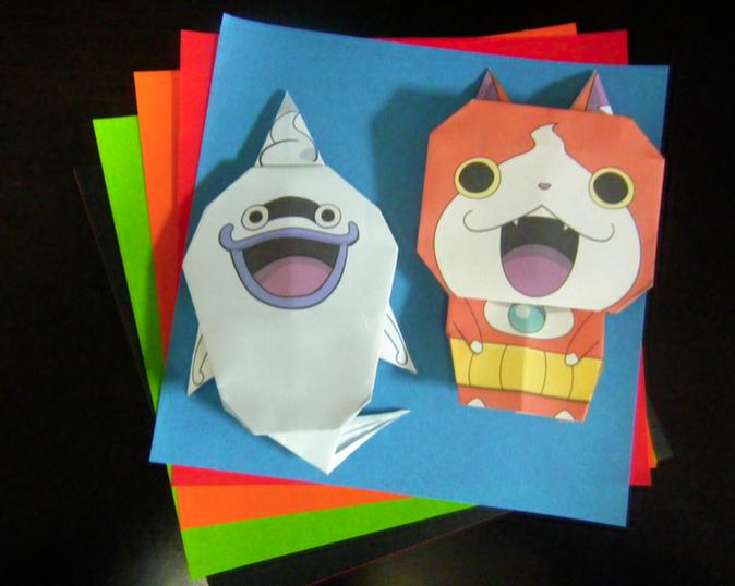 すべての折り紙 折り紙 龍神 折り方 : 難しくはないです。