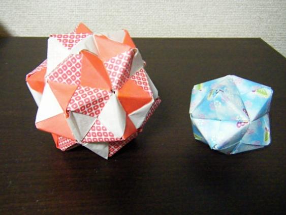 クリスマス 折り紙 折り紙 玉 折り方 : blog.livedoor.jp