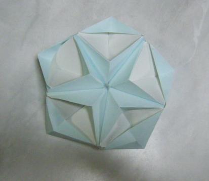 ハート 折り紙 折り紙 くす玉 星 : blog.livedoor.jp