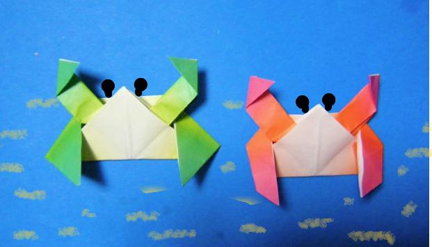 ハート 折り紙 折り紙海の生き物折り方 : divulgando.net