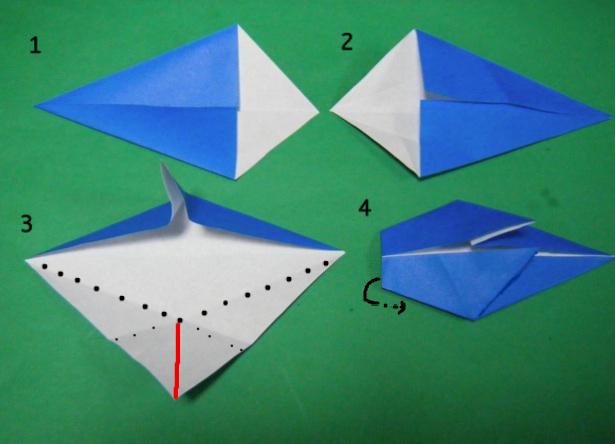 ハート 折り紙 : 折り紙 太陽 折り方 : divulgando.net