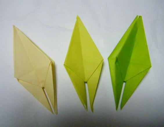 クリスマス 折り紙 折り紙 ひまわり 折り方 : divulgando.net