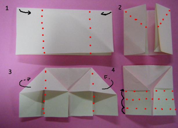 クリスマス 折り紙 兜 作り方 折り紙 : blog.livedoor.jp