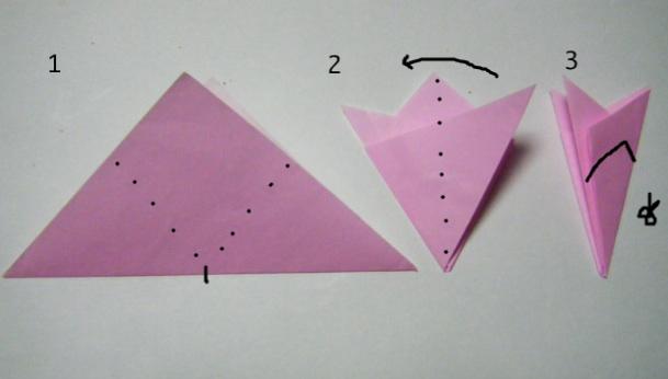 折り 折り紙 折り紙 桜 作り方 : divulgando.net