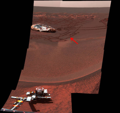 火星 生命エビ画像004