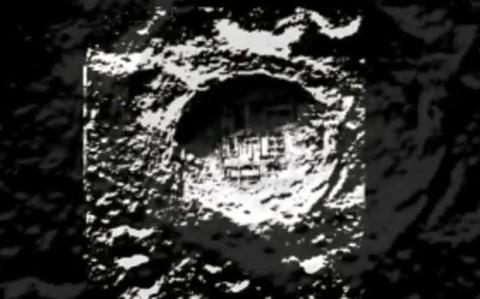 UFO月面基地・建造物写真24