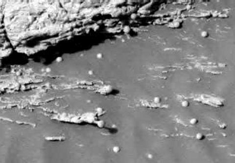 火星の建造物や生命写真13