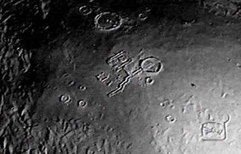 UFO月面基地・建造物写真06