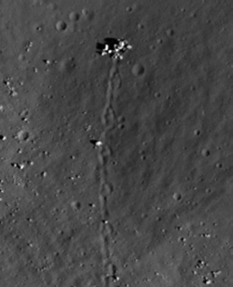 UFO月面基地・建造物写真43