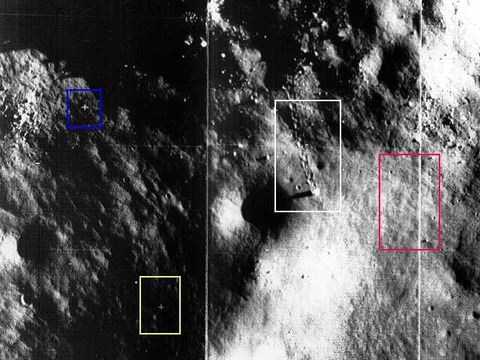 UFO月面基地・建造物写真03