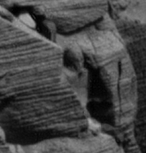 火星の建造物や生命写真15