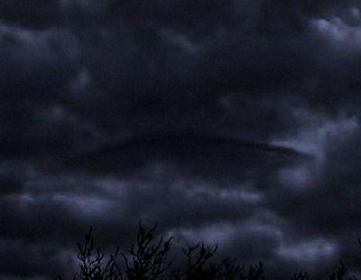 光学迷彩UFO写真02