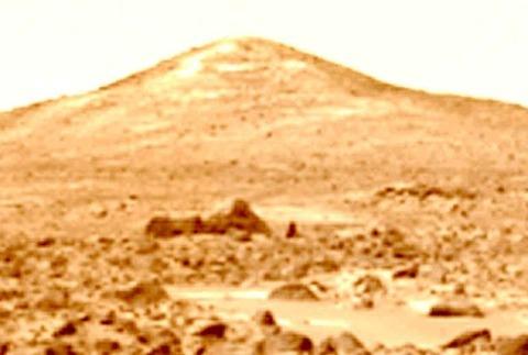火星の建造物や生命写真16