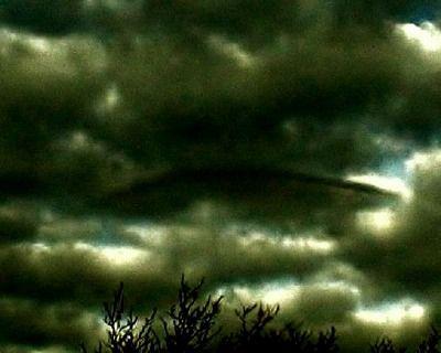 光学迷彩UFO写真05