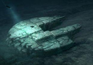 バルト海海底UFO写真01