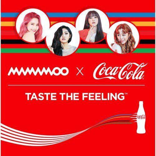 【歌詞・和訳】MAMAMOO - Taste The Feeling