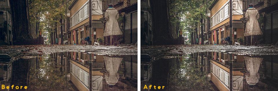 【写真現像の考え方】ノイズリダクションを使わずにノイズを少なくする方法