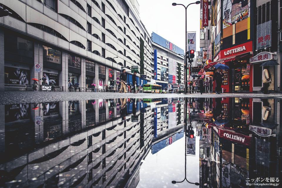 10_街は雨が降っていると意外と面白い