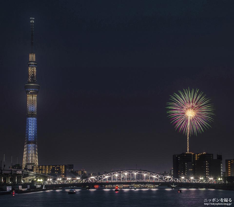 14_東京_荒川区_汐入公園_隅田川花火大会