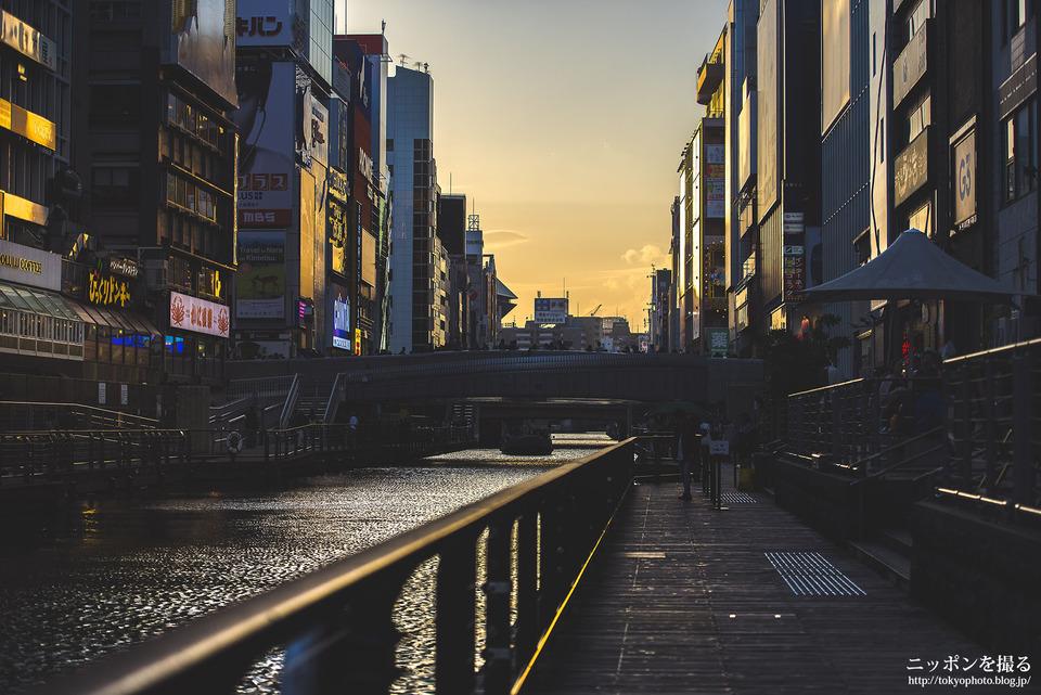 大阪の写真撮影スポット_道頓堀